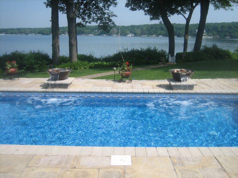Pools and spa in rockford