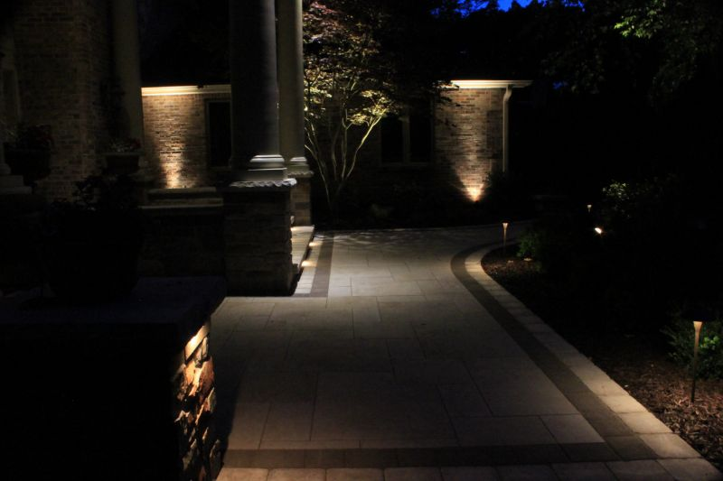 outdoor lighting gallery